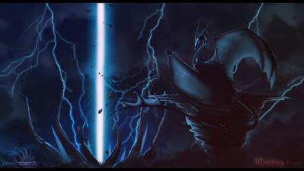 ++ Lightning King ++ by SinisterEternity