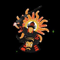 Logo - Belijaanveer (The SunWarrior)