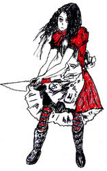 Alice Madness - Ink