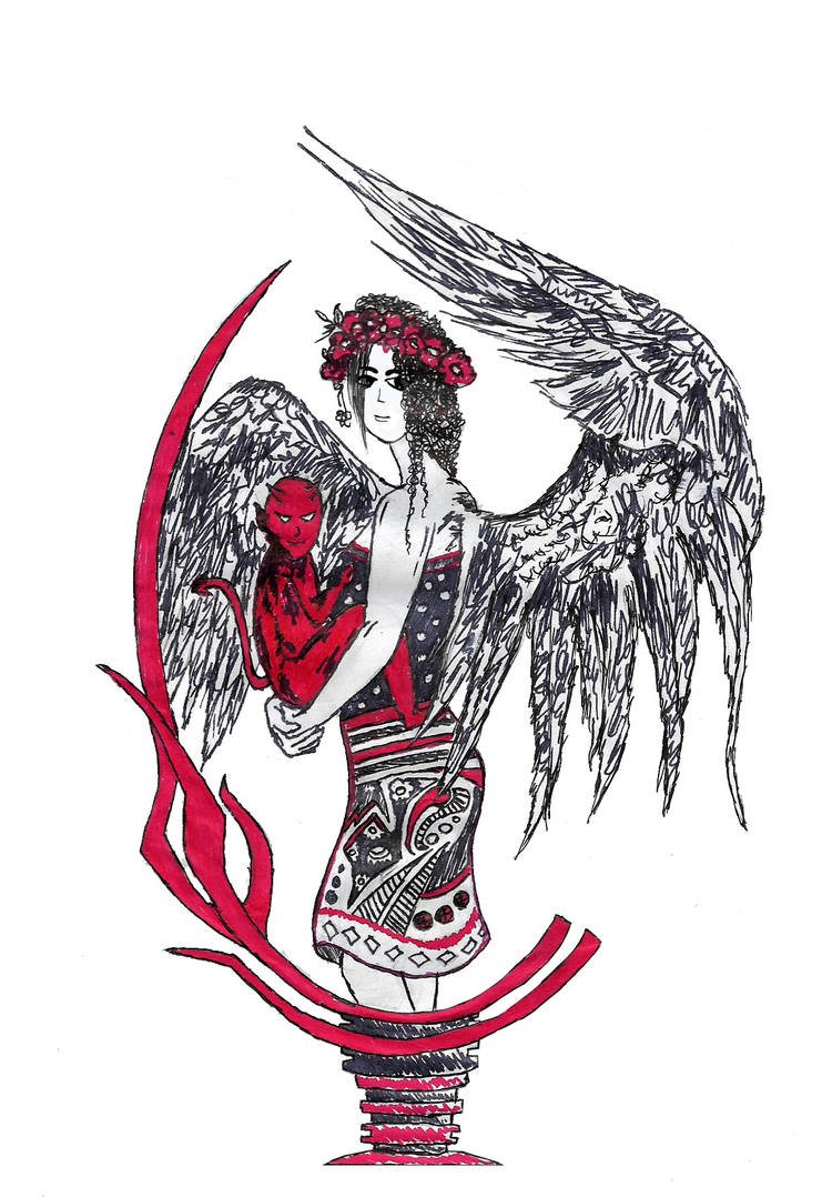 The Devil's Mother - Ink [1]