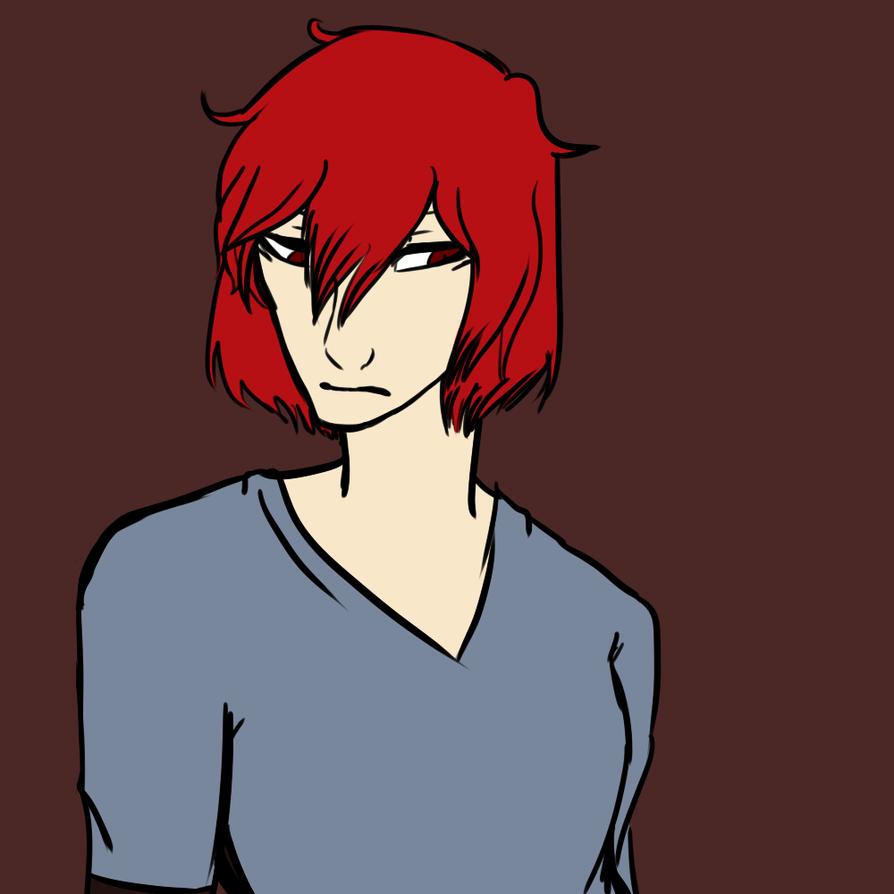 Kataya Sentaro, OCs Redrawn. by anime1rulz