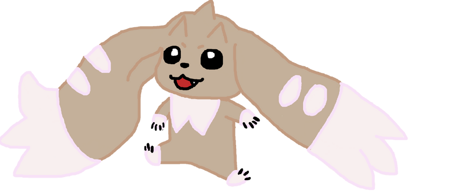 Lopmon by Phewmonster