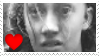 Hunger Games Stamp - Foxface by Phewmonster