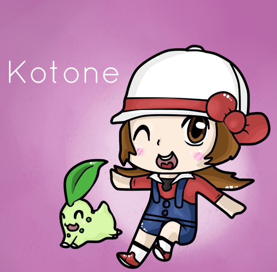 Kotone / Lyra by Phewmonsuta