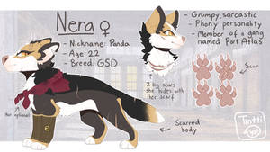 NERA by tinttiyo