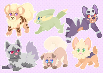 Puppers by tinttiyo
