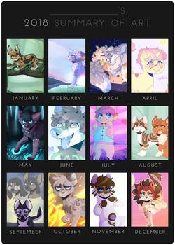 2018 Summary of Art
