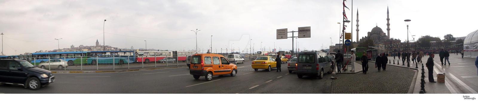 Istanbul - Eminonu - Centrum by uberdream