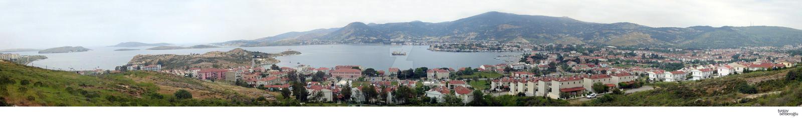 Izmir - Foca - Sea by uberdream