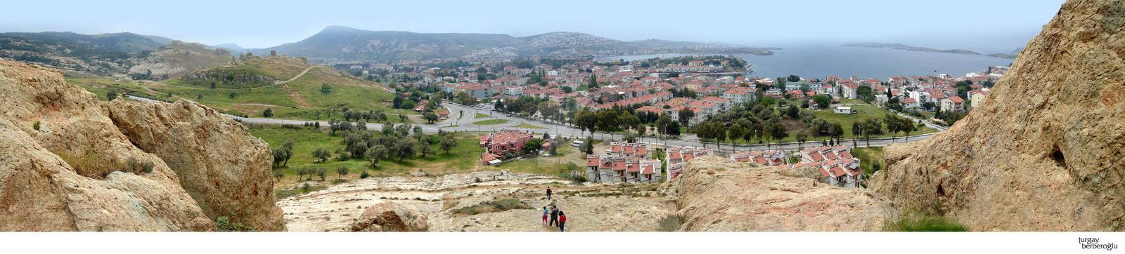 Izmir - Foca - Landscape by uberdream