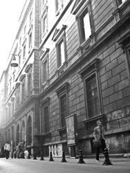 Back Street of Beyoglu by uberdream