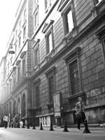 Back Street of Beyoglu