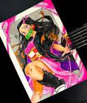Nezuko by Beelthand