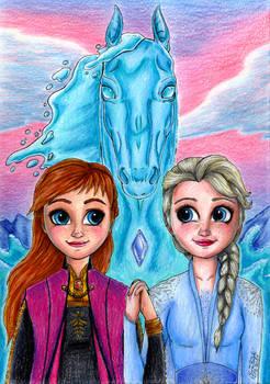 Gift art| Frozen