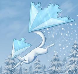 Fanart| Maker of snow