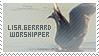 Lisa Gerrard Stamp by FallowpenStock