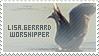 Lisa Gerrard Stamp by FallowpenStock