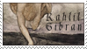 Kahlil Gibran Stamp by FallowpenStock