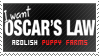 Oscar's Law Stamp by FallowpenStock