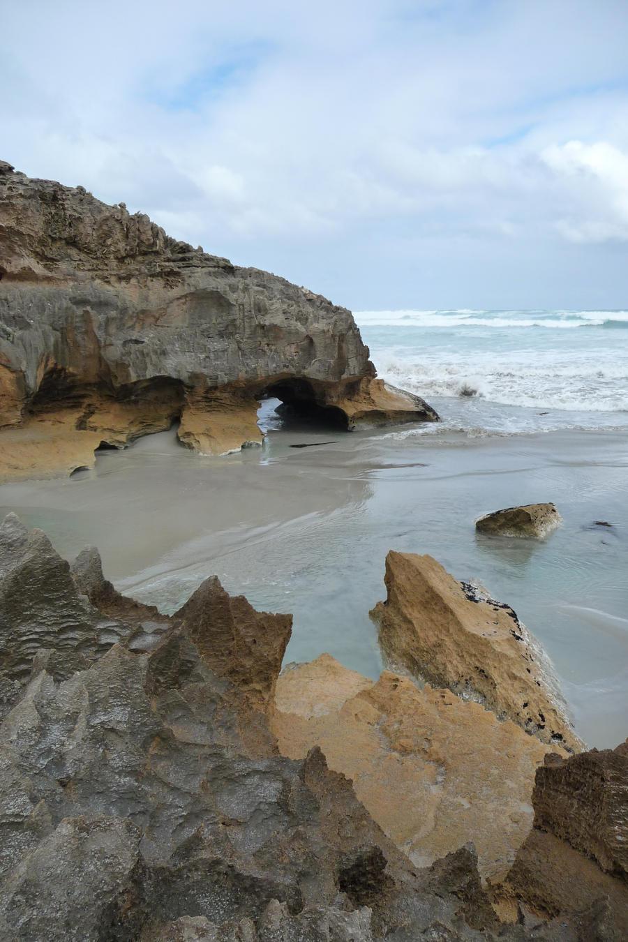 Shelly Beach: Redux 6 by FallowpenStock