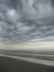 Nuns' Beach in November 11 by FallowpenStock