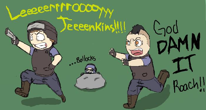 Leeroy Jenkins by CleverDucky813