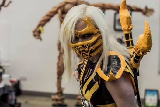 Female Scorpion (Mortal Kombat 9)