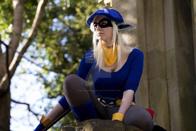 Sly Cooper Cosplay