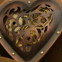 Pierced Heart by Lostwaxoz