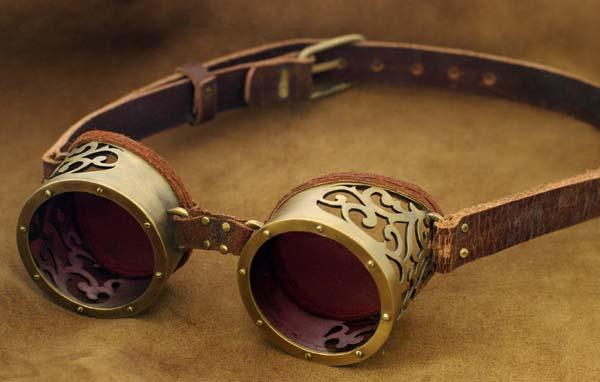Yummy Goggles by Lostwaxoz
