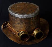Copper Topper by Lostwaxoz