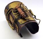 Steampunk cuff/bracer