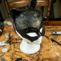 Steampunk Catwoman Mask