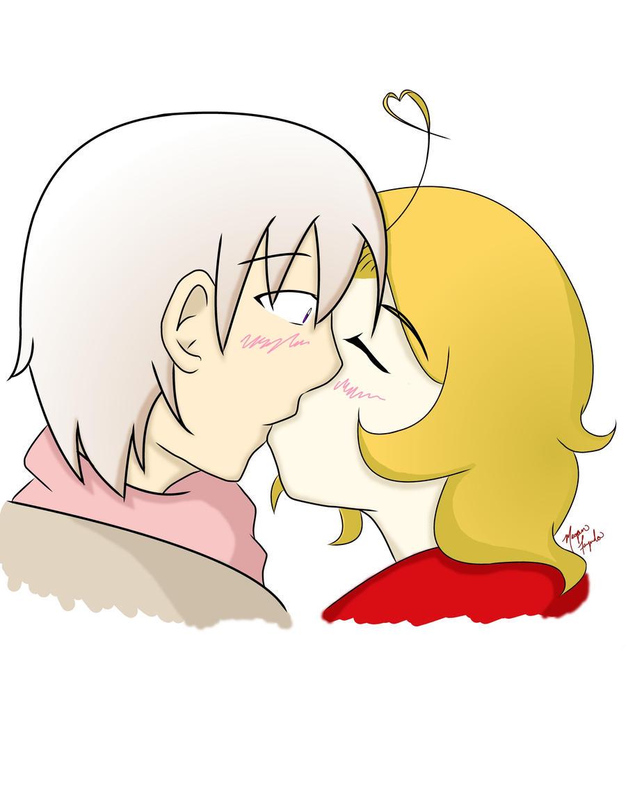 Ivan and Mattie~ by ChihayatheBlackAngel