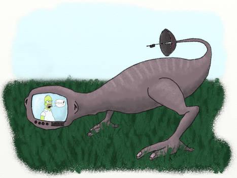 Videosaurus Rex