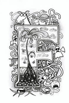 F Doodle