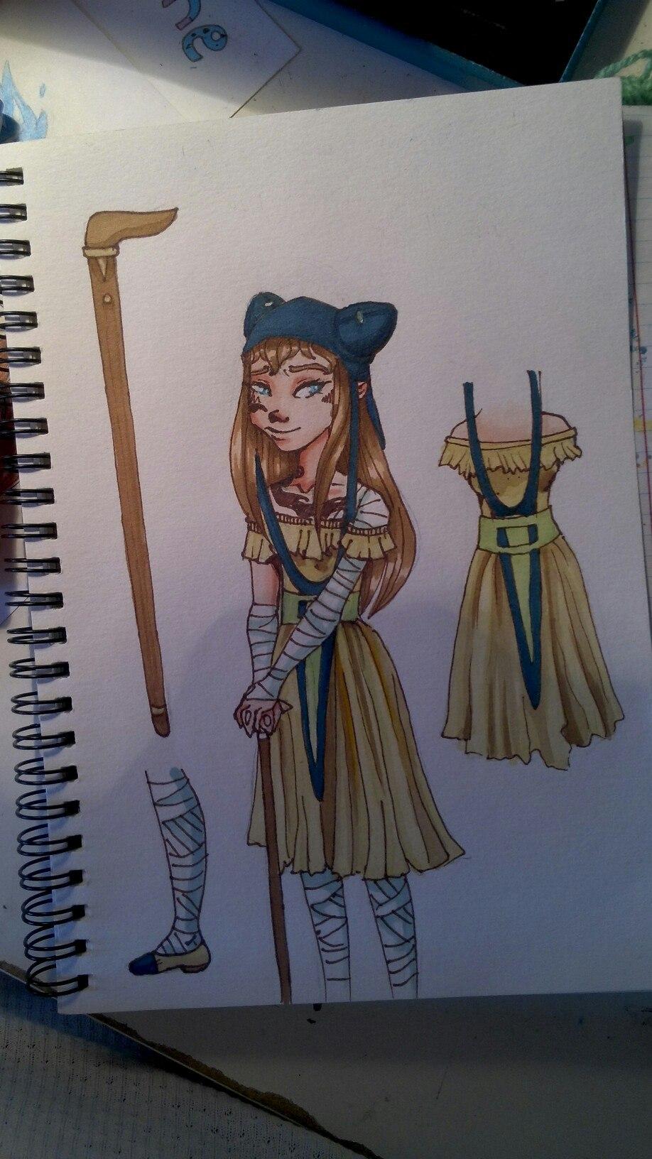 New clothes by EwaAliatrop