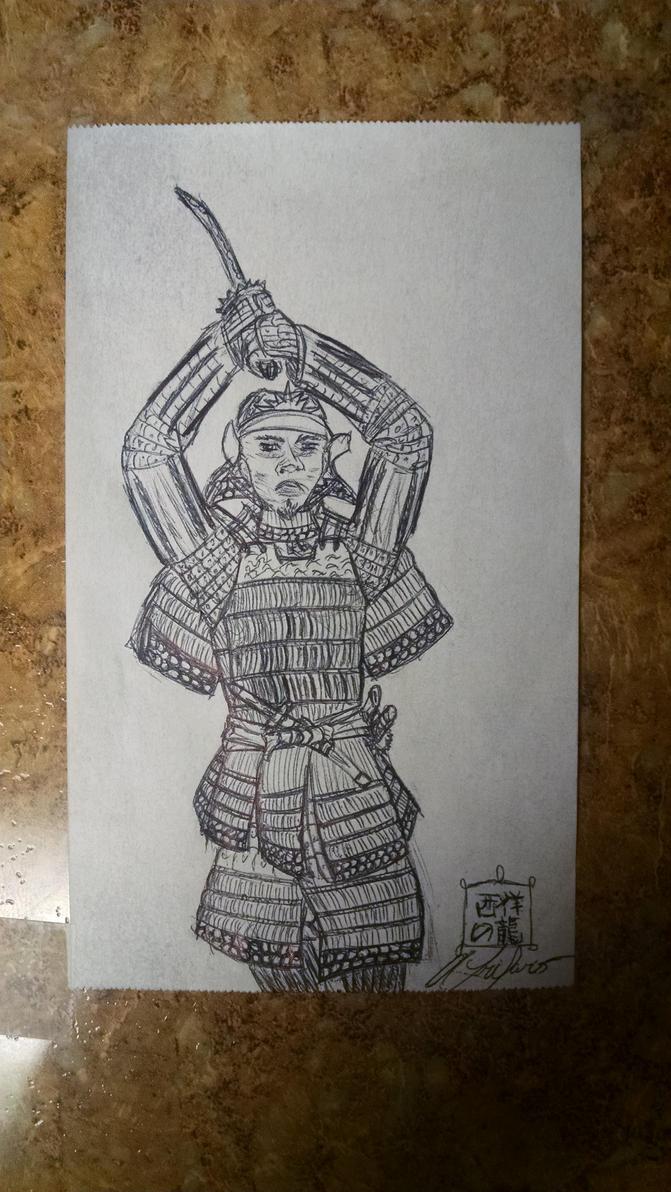 Taira soldier by SeiyonoRyuu