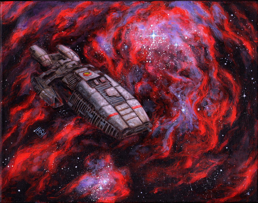 Battlestar Galactica by starwilliams