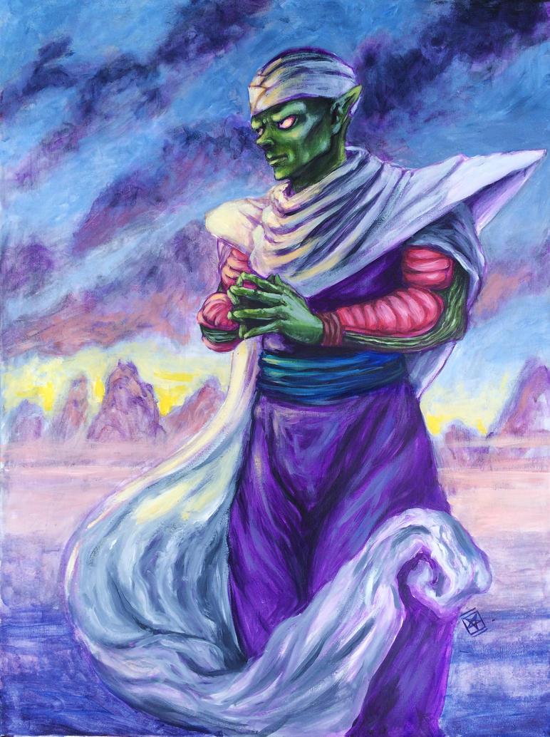 Piccolo by starwilliams