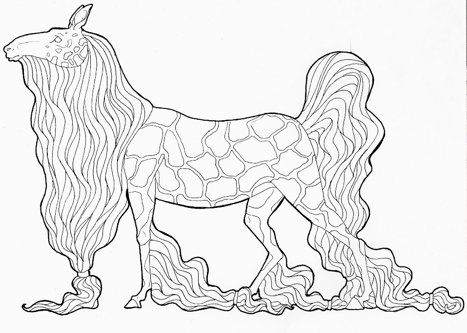 Free To Use Coloring Sheet by JaciJaci