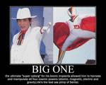 Super Sentai Big One poster