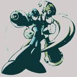 Megaman X and Zero 3