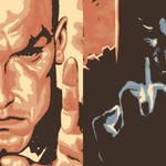 Professor X and Magneto