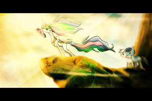 My Little Pony FiM The Pony Queen by DevintheCool