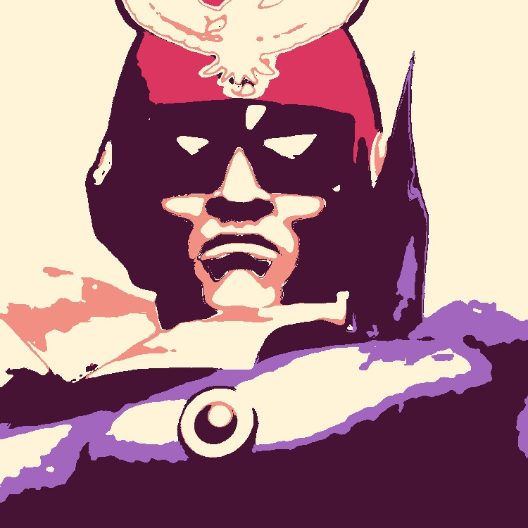 Captain Falcon our hero in the  F Zero Captain Falcon