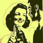 Love and Coke pop art
