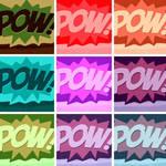 Pow!!! Pop Art