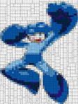 Lego Mega Man Art