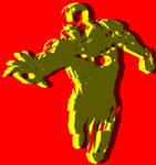 Iron Man Pop Art Returns